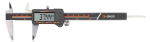Groz 200 Mm Digital Caliper Edc/8