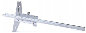 Insize 600 Mm Vernier Depth Gauge 1247-600