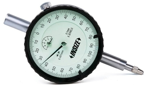 Insize 1 Mm Dial Indicator 2313-1a