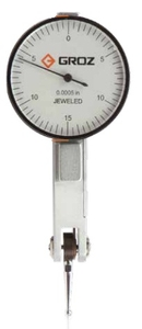Groz 12.7 Mm Dial Test Indicator Dti/150