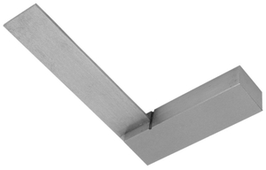 Bharat Tools 3 Inch Plain Edge Steel Square