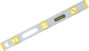 Stanley I Beam Level Top Read 610 Mm 3 Vials 42-074