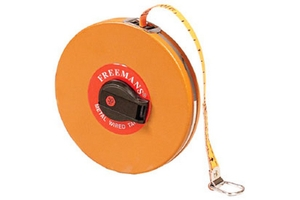 Freemans 7.5 M Measuring Tape Metal Wired Leatherette (Mw) Width 16 Mm