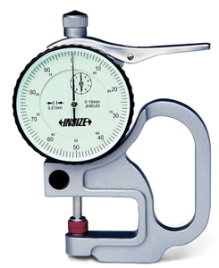 Insize 0-10 Mm Dial Thickness Gage 2364-10