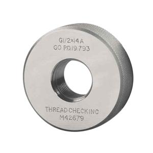Graphica 1.3/8 Inch Go Type Thread Ring Gauge