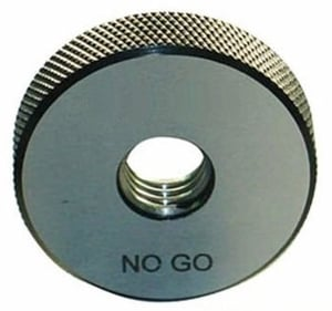 Graphica 2.5/8 Inch 16 Tpi Un No Go Type Thread Ring Gauge