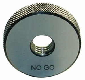 Graphica 4 Inch 11 Tpi No Go Type Bspf Thread Ring Gauge