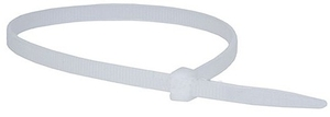 Aryan 100 X 2.5 Mm (Lxw) Cable Tie White