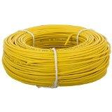 Kalinga 0.75 Sq.Mm (Length 90 M) Pvc Insulated Cable Yellow