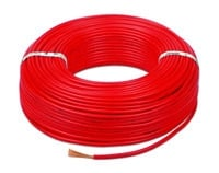 Kalinga 1 Sq.Mm (Length 90 M) Fr Pvc Insulated Cable Red