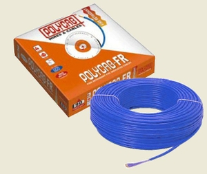 Polycab 0.75 Sq.Mm (Length 90 M) Fr Pvc Insulated Cable Blue