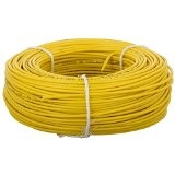 Kalinga 1 Sq.Mm (Length 90 M) Fr Pvc Insulated Cable Yellow
