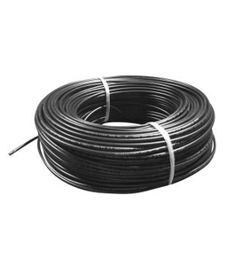 Plaza 10 Sq.Mm (Length 180 M) Fr Pvc Insulated Cable Black
