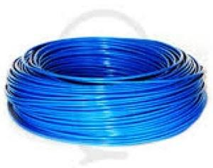 Jyoti Fr Pvc Solid Housing Wire Dia 2.5 Sq Mm Color Blue