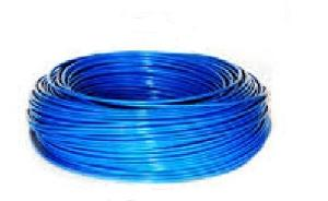 Jyoti Fr Pvc Solid Housing Wire Dia 1 Sq Mm Color Blue