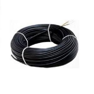 Pridee 4mm Black Pvc Insulated Cables 90 Meter Length