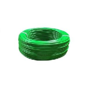 Pridee 4mm Green Pvc Insulated Cables 90 Meter Length