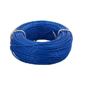 Pridee 4mm Blue Pvc Insulated Cables 90 Meter Length