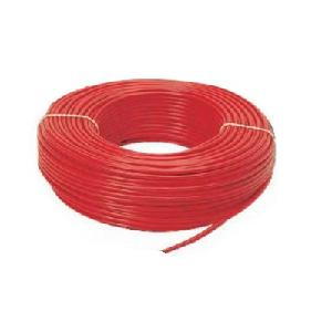 Pridee 6mm Red Pvc Insulated Cables 90 Meter Length