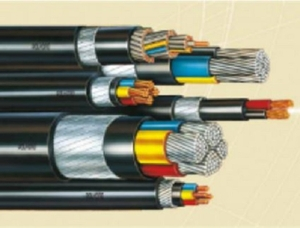 Polycab Industrial Flexible Insulated Cable 3 Core 1 Sq Mm