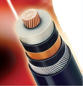 Polycab Aluminium Armoured Round Cable 1 Core 240 Sq.Mm 3.3 Kv (E)