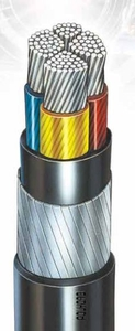 Polycab Unarmoured A2xy 70 Sq. Mm 3.5 Core Lt Power Cables