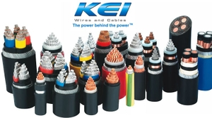 Kei Copper Unarmoured Lt Power Cables 3 Core 25 Sq.Mm