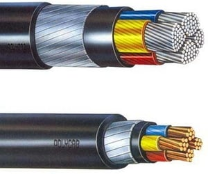 Polycab Unarmoured 2xy 300 Sq. Mm 4 Core Lt Power Cables