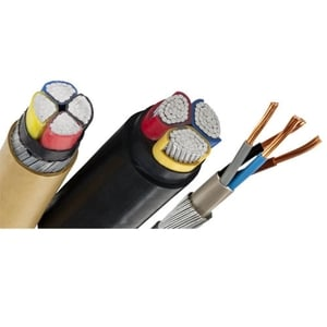 Plaza Pvc Sheathed Aluminium Cond Lt Power Cable 1 Core 16 Sq.Mm