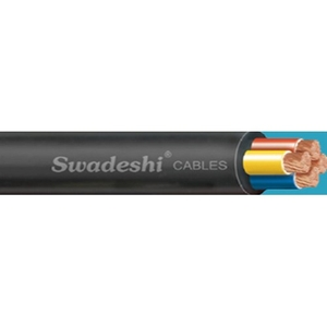 Swadeshi Solid Stranded Copper Cable 100 M 18 Amp 1/1.78 Mm