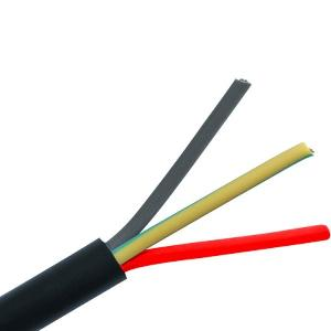 Finolex Flat Cable 3 Core 100 Meter 4 Sq.Mm