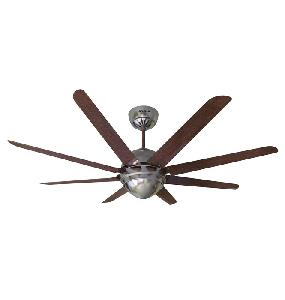 Havells 1320 Mm 290 Rpm Brushed Nickel Ceiling Fan Fhcocstbsn52