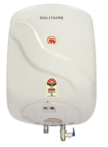 Marc Solitare Heights Water Geyser 15 Ltr Ivory