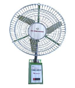 Almonard Air Circulator Wallmounting Fan Dia 18 Inch Size 450 Mm