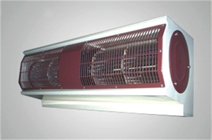 Crompton Cgehv3f (320 W, 21 Kg.) Extra High Velocity Air Curtain Fan
