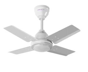 Buy anchor 13873 flyer 4 blade white ceiling fan online in india anchor 13873 flyer 4 blade white ceiling fan mozeypictures Choice Image