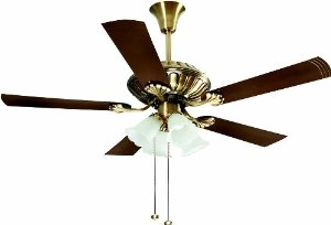 Crompton Jupiter 1200 Mm 5 Blades Gold Ceiling Fan