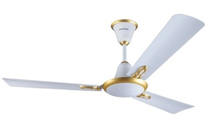 Anchor 13512 Xl 1400 Mm 3 Blades White Ceiling Fan