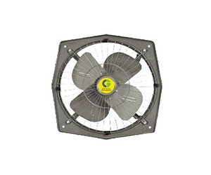 "Crompton  Trans Air 8"" Grey Ventilation Fans"