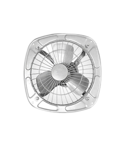 Crompton Drift Air 9 Inch 225 Mm Steel Finish Ventilation Fan