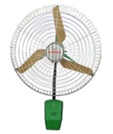 Almonard Air Circulator Wallmounting Fan Dia 24 Inch Size 600 Mm