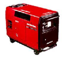 Honda Exk 1200 1000 Va Silent Series Portable Generator