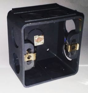 Anchor Concealed Plastic Boxes 1 Or 2 Module
