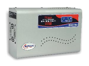 Microtek 1.5 Ton 170v-270v Voltage Stabilizer For Ac Em4170+