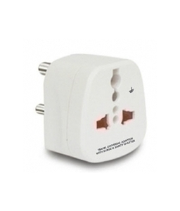 Gmagic Gm 3013 (3 Pin Travel Universal Adaptor)