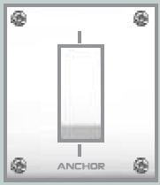 Anchor 2 Way Switch(Capton Series) 20 Amp.
