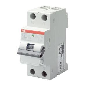 Abb 25a Two Pole Ac Type Rcbo - 2csr275040r2254