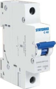 Standard Dsmiospx100 240/415 V Single Pole Isolator