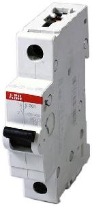 Abb Mcb 50a 1 Pole C Curve Sh201mc50sp
