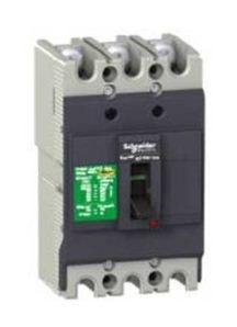 Schneider Nks160r150ac3p Fixed Thermal Magnetic Trip Unit Molded Case Circuit Breaker Mccb